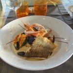 choucroute de la mer au Buccin