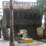 Recreación de Barco Pirata
