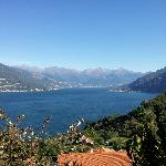 Lake Como from bedroom