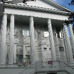 Front of the Confiderate House