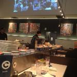 rotator sushi bar