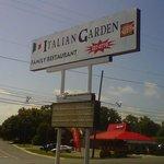 The Italian Garden, Wytheville, VA