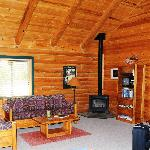 Another photo of our cabin