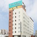 ホテルエコノ福井駅前外観