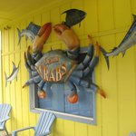 Captain Jack's Crab Shack resmi