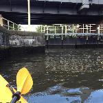 Kayak Berlin Foto