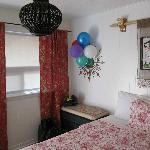 Bedroom (Room number 1)