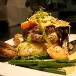Grain and Gills: 280 grain w bugs, mussels, scallops and prawns...