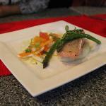Delicious Atlantic Salmon
