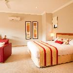 Accommodation at Hermitage Lodge