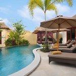 Pool of 3 Bedroom Villa