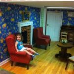 doll house was cute!
