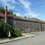 Fort Tompkins closed for visitors
