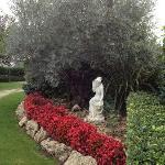 giardino per ricevimento
