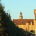 Le château de Montluçon vu de la chambre