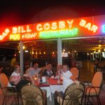 Bill Cosby Restaurant Dance Bar