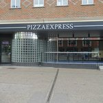 Pizza Express, London Rd, Southend-on-Sea.