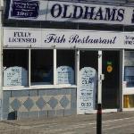 Oldhams Restaurant, West Rd, Westcliff-on-Sea.