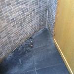 bagno club house-pulizia pessima