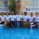 Czech Republic team (free diving)