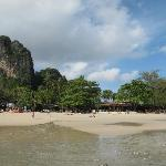 Getting to Railay Beach and Sand Sea Resort right on the Beach