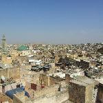 Vue sur la Medina