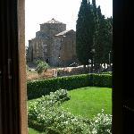 Vista dalla camera 209 sul Duomo