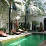 The Eugenia Hotel, Bangkok (pool)
