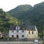 Zur Klosterschenke - both a hotel & church