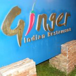 Foto de Ginger Indian Restaurant