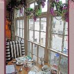 Second Floor Dining