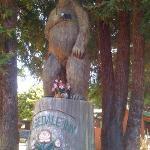 Rosedale Bear