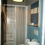 bagno camera 301 azzurra