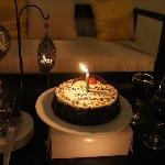 My birthday surprise! :)