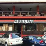 Photo of La Alemana