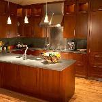 Sample Residence Kitchen