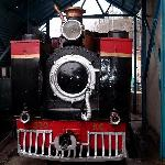 The last steam engine which operated in this line
