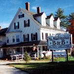 Mt. Washington Bed & Breakfast in the Fall