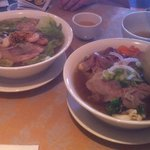 Pho on the right.