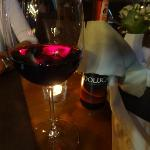 Doluca - a great red wine at Almera
