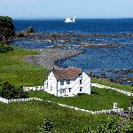 Tickle Inn and surroundings