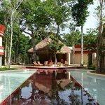 Photo de Hotel Sak-Ol K'aax