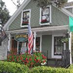 Front of Patterson's Pub