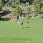 Brasada golf for kids and adults