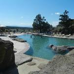 One of three Brasada pools included in room rates