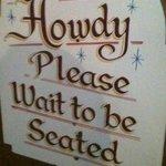I love the southern hospitality!