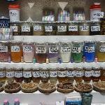 In de medina van Essaouira: specerijen in alle kleuren