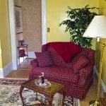 Love Seat in Mini Suite