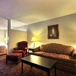 Spacious Executive King Suite