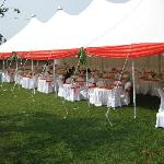 weddings tent